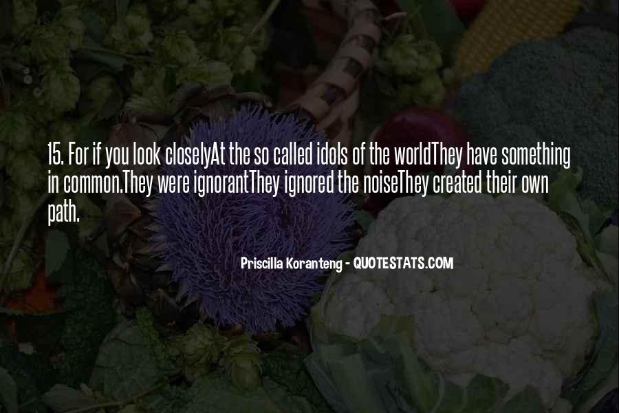 Priscilla Koranteng Quotes #1410198