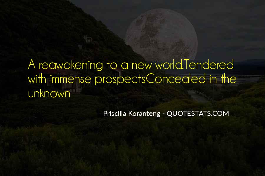 Priscilla Koranteng Quotes #1413655