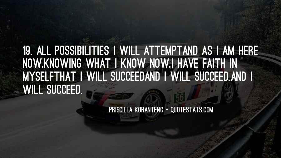 Priscilla Koranteng Quotes #398298