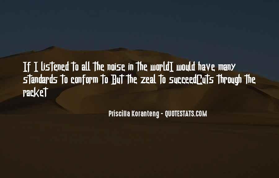 Priscilla Koranteng Quotes #832380
