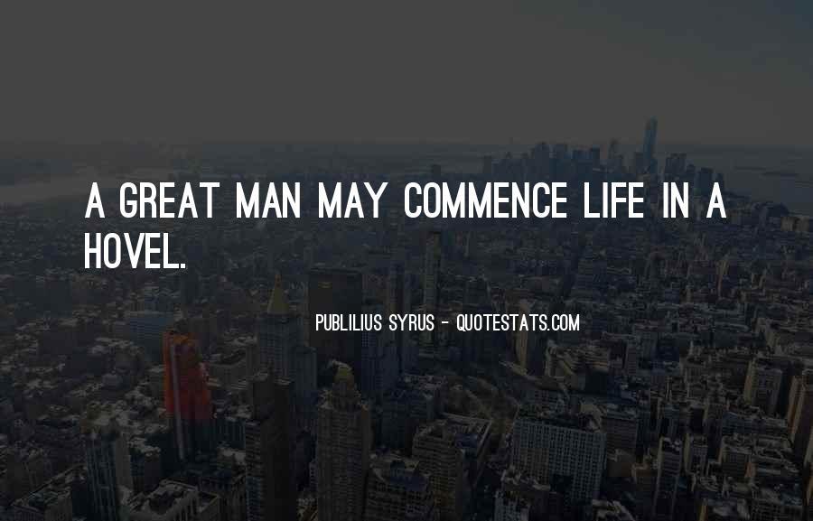 Publilius Syrus Quotes #1057340