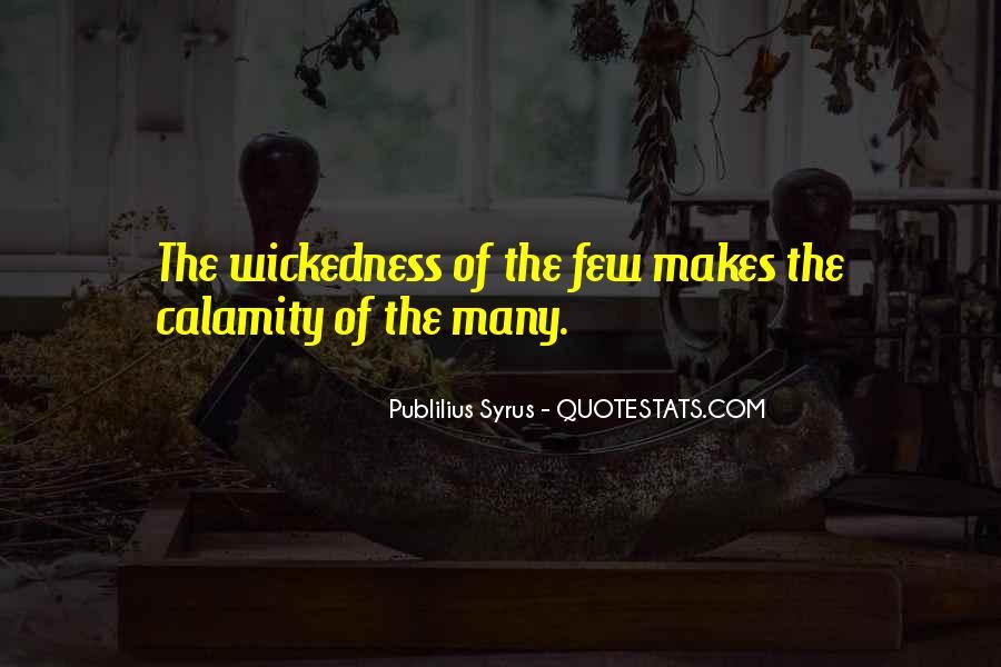 Publilius Syrus Quotes #1208169