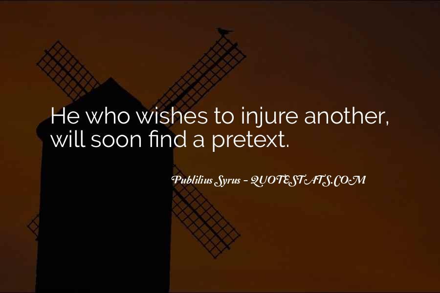Publilius Syrus Quotes #1308792