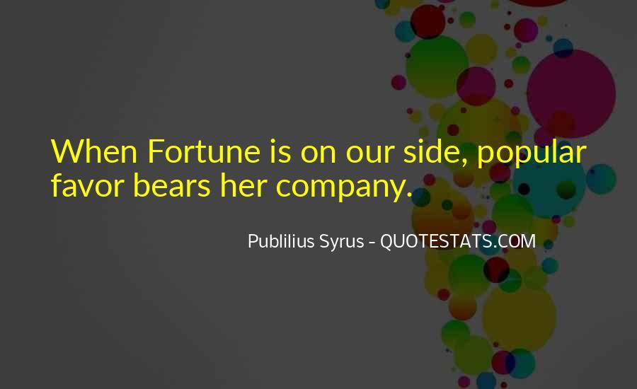Publilius Syrus Quotes #1372845