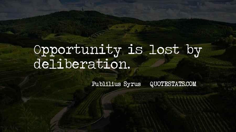 Publilius Syrus Quotes #14312