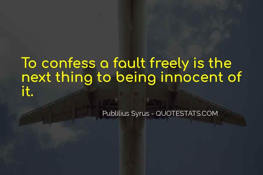 Publilius Syrus Quotes #1575683