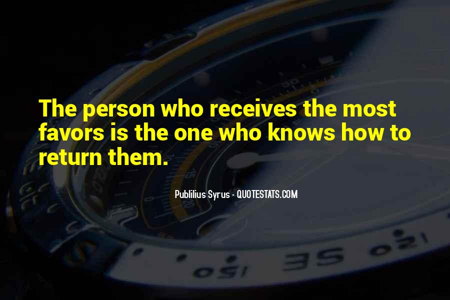 Publilius Syrus Quotes #161995