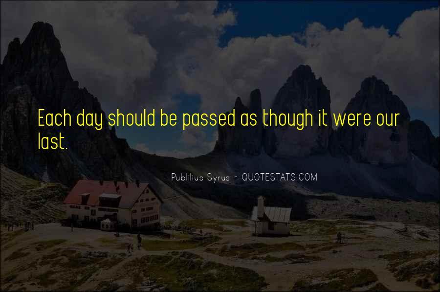 Publilius Syrus Quotes #386957