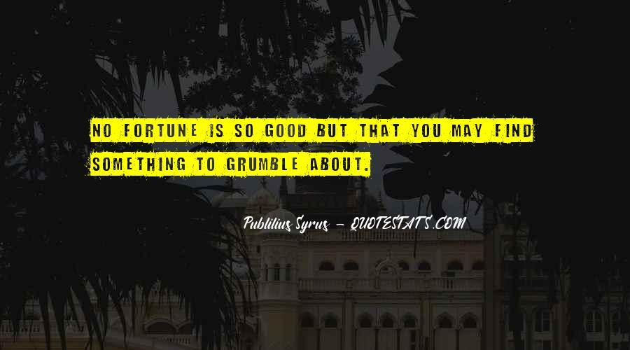 Publilius Syrus Quotes #413973