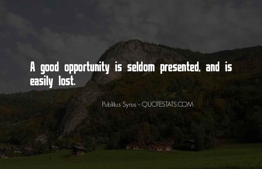 Publilius Syrus Quotes #593166