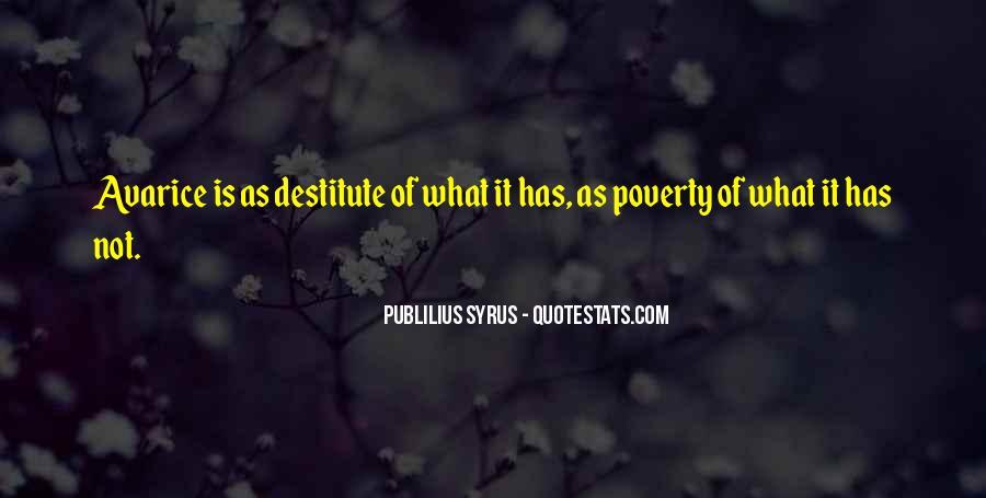 Publilius Syrus Quotes #731947