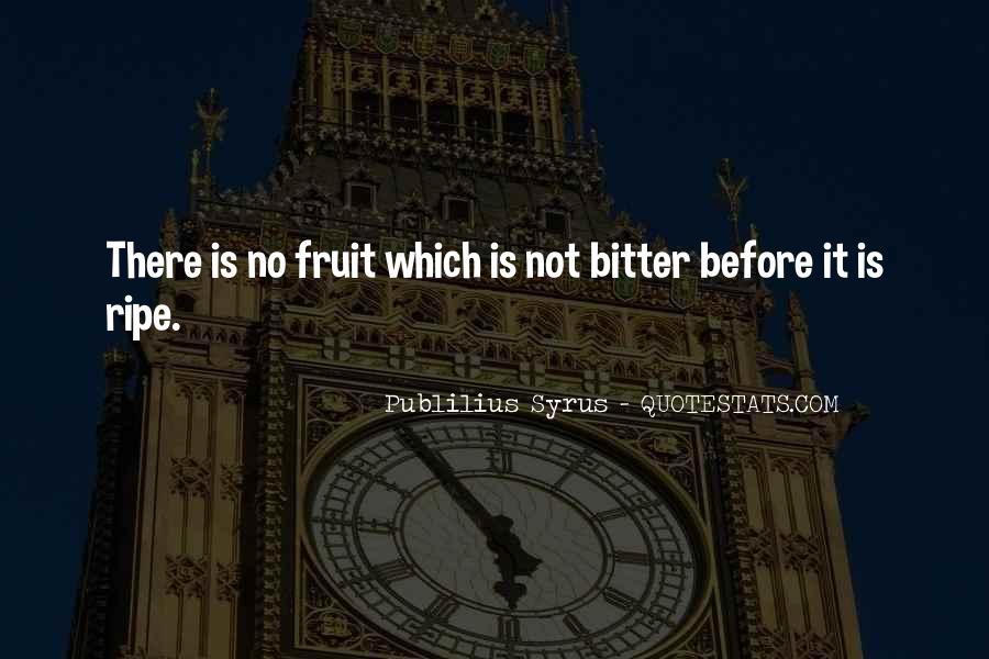 Publilius Syrus Quotes #765946