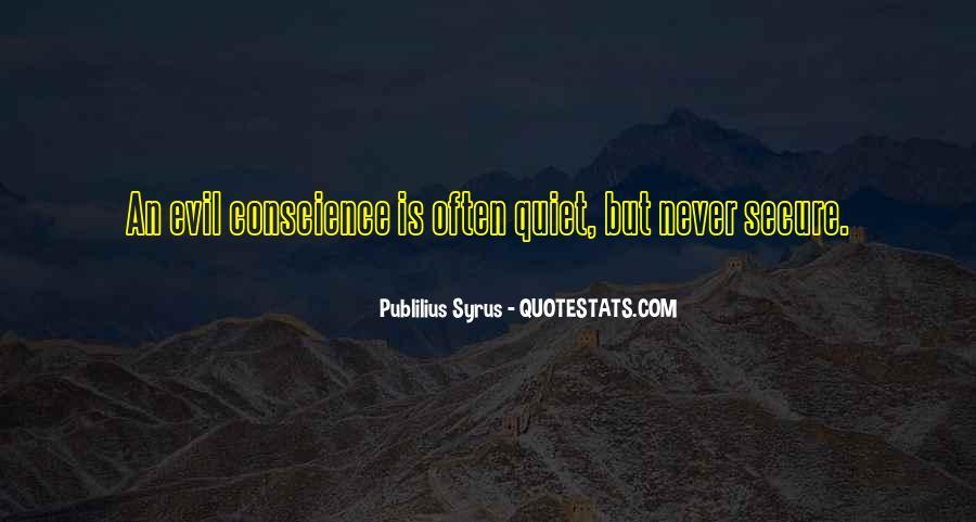 Publilius Syrus Quotes #822689