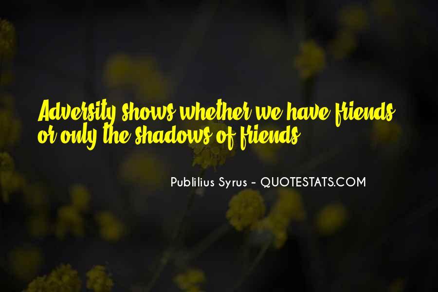 Publilius Syrus Quotes #827203