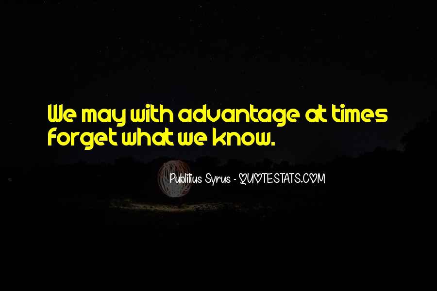 Publilius Syrus Quotes #849045