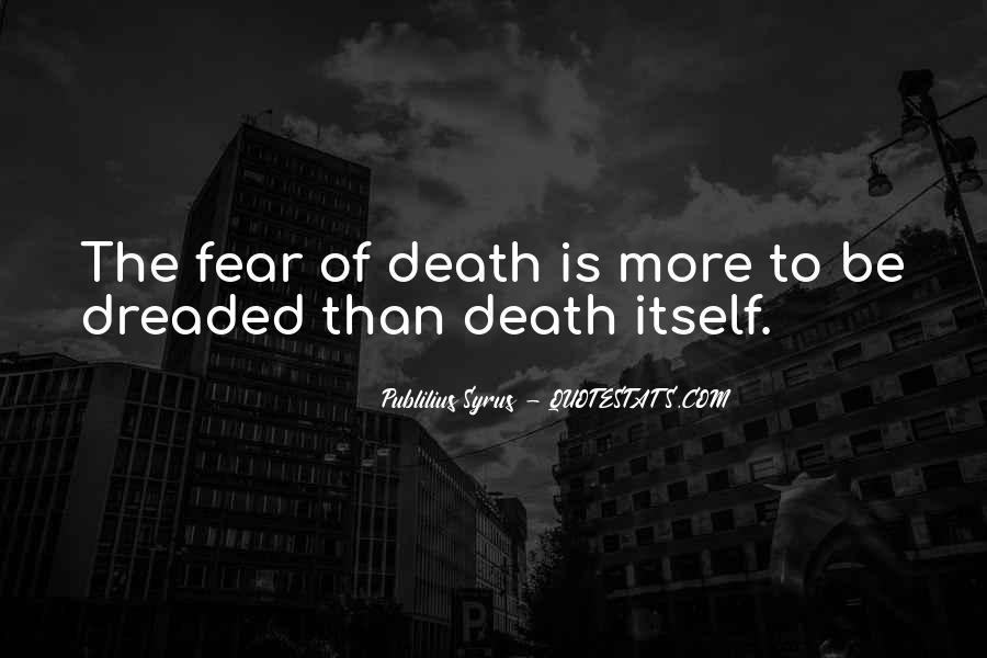 Publilius Syrus Quotes #896898