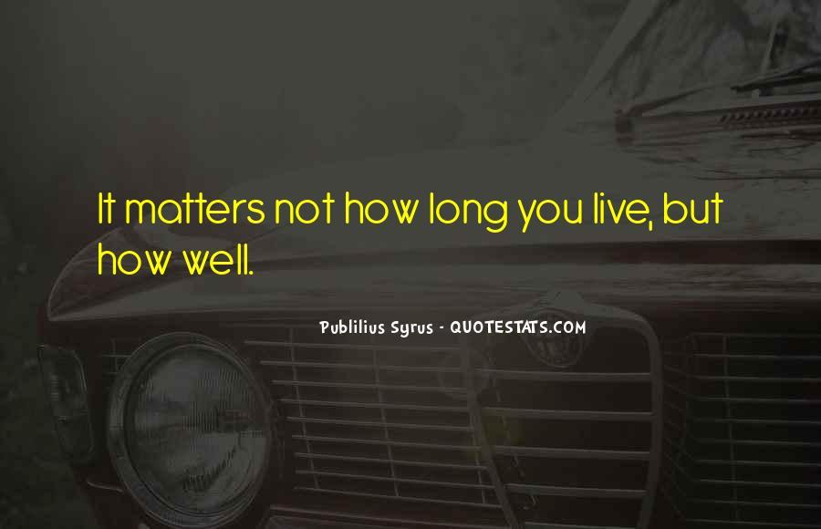 Publilius Syrus Quotes #929239