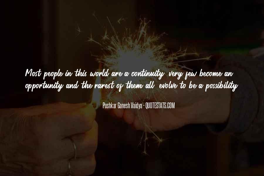 Pushkar Ganesh Vaidya Quotes #213670