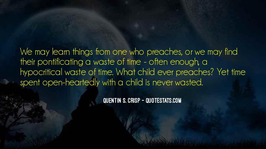 Quentin S. Crisp Quotes #1732296