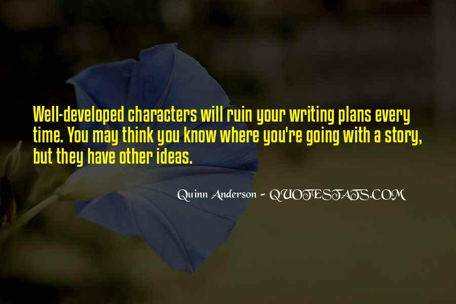 Quinn Anderson Quotes #1336448