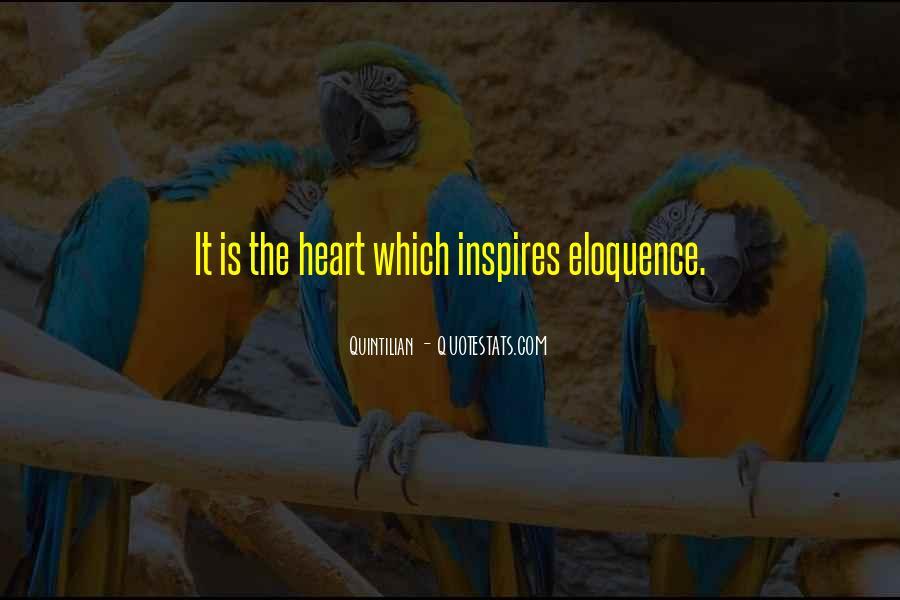 Quintilian Quotes #1013311