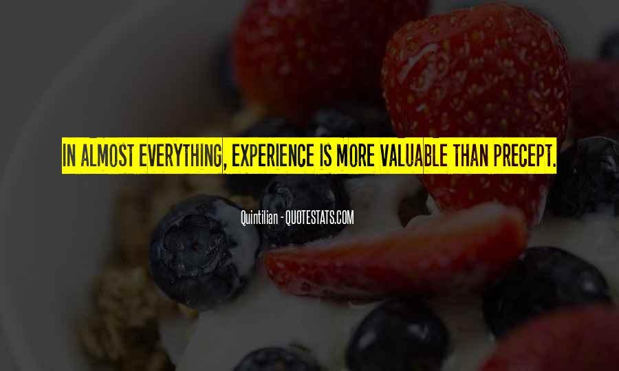 Quintilian Quotes #1038683