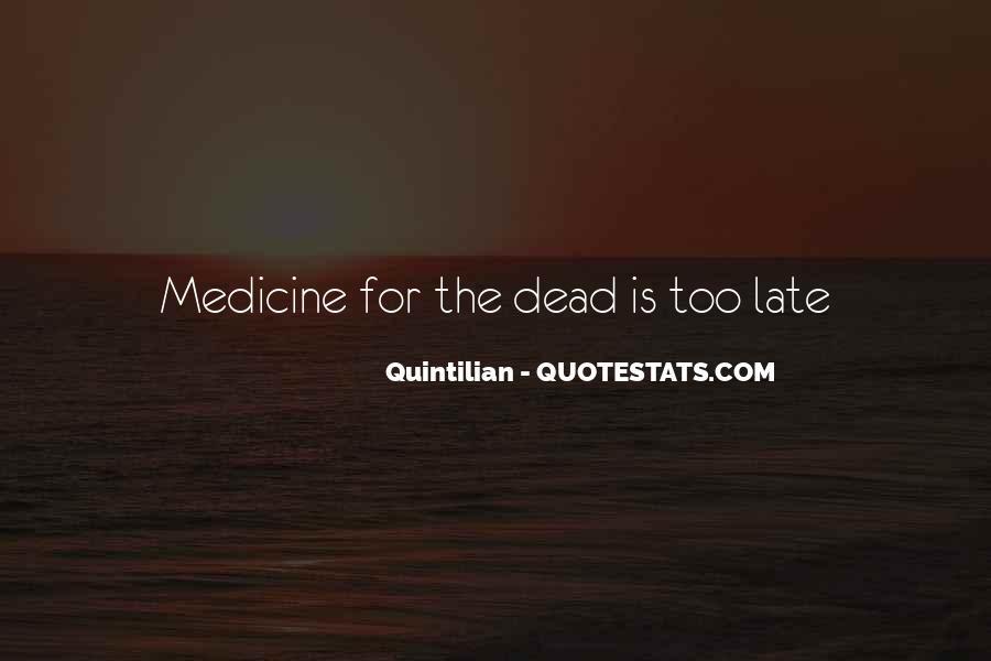Quintilian Quotes #1048092