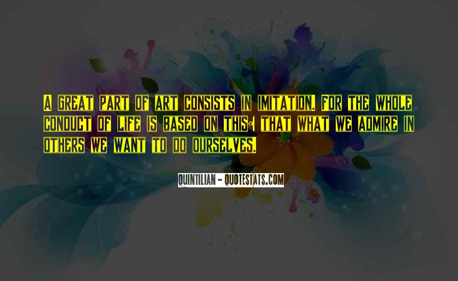 Quintilian Quotes #1239859