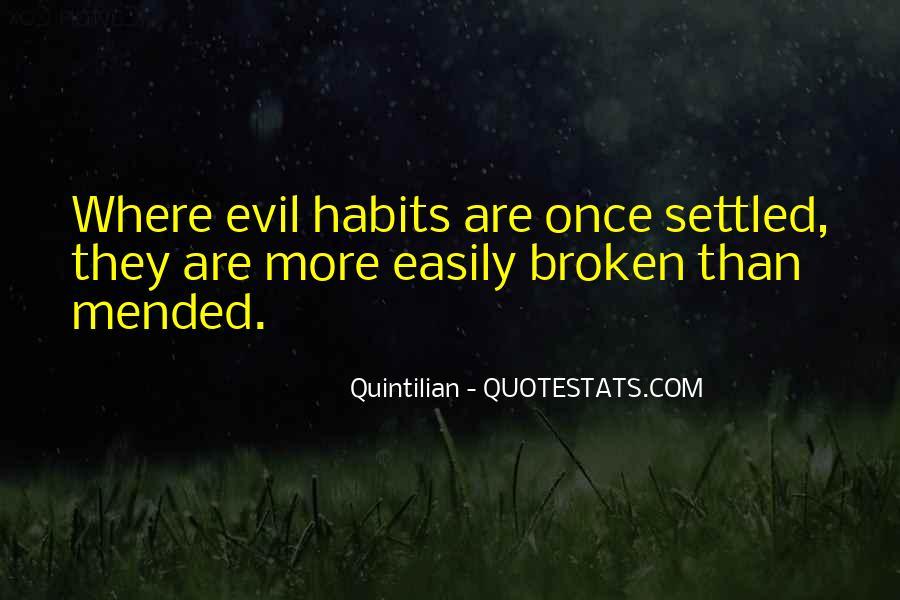 Quintilian Quotes #1496701