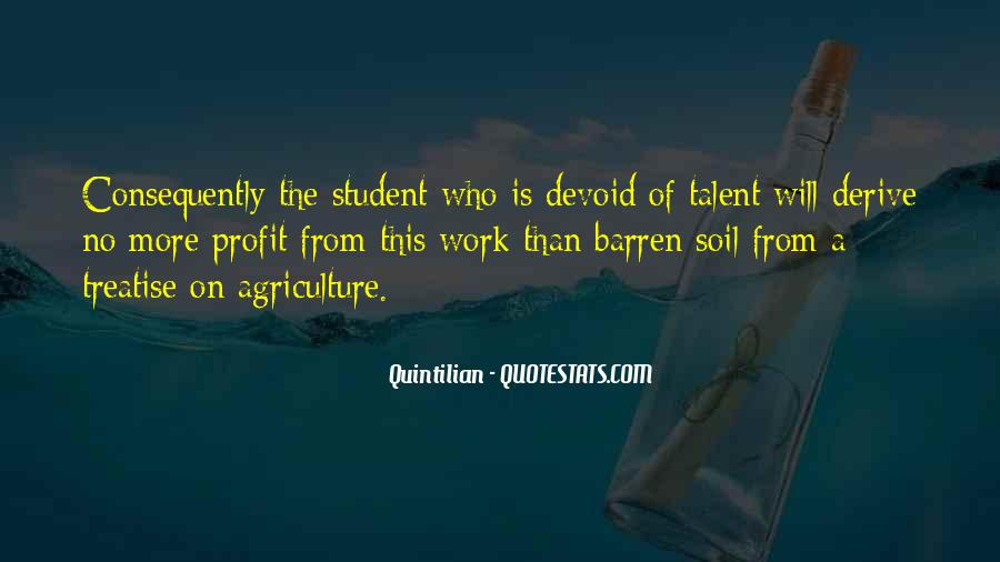 Quintilian Quotes #1837631