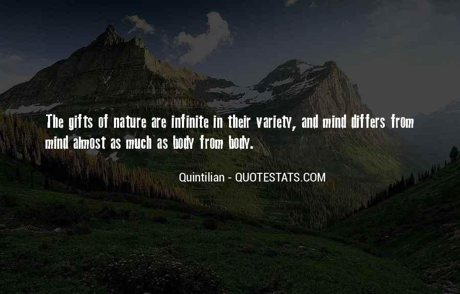 Quintilian Quotes #233398