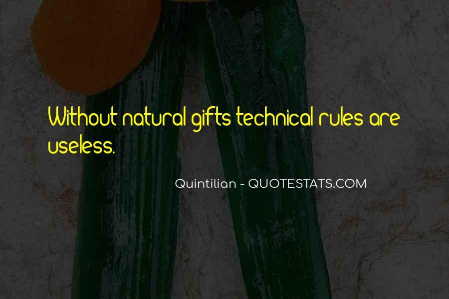 Quintilian Quotes #290757