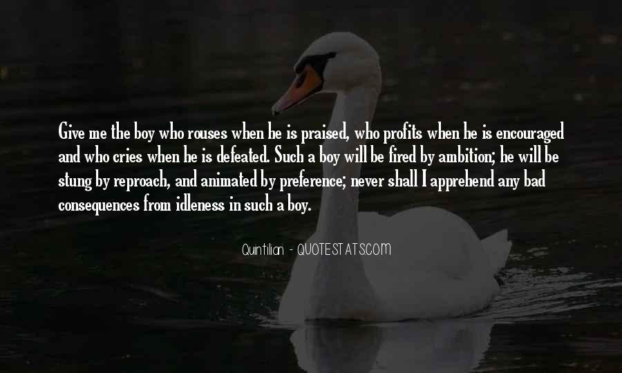 Quintilian Quotes #331268