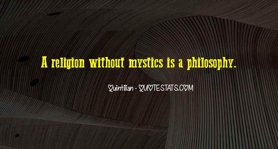 Quintilian Quotes #348941