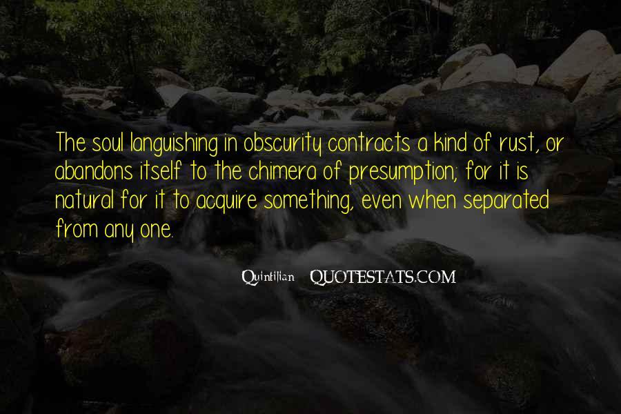 Quintilian Quotes #451205