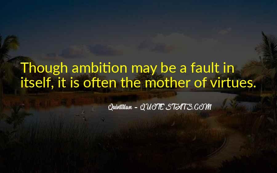 Quintilian Quotes #578559