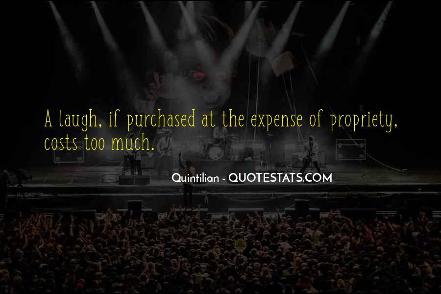 Quintilian Quotes #684805
