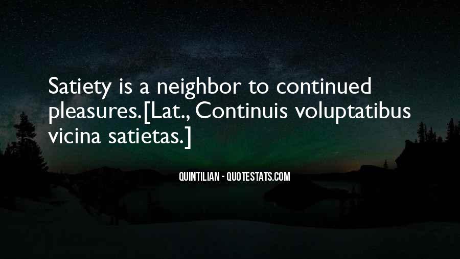 Quintilian Quotes #687496