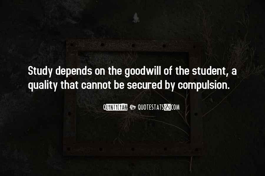 Quintilian Quotes #702562