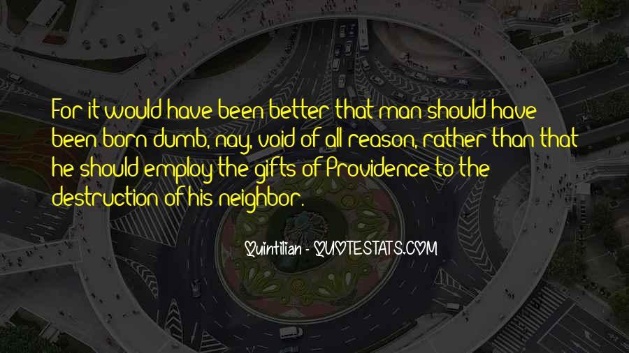 Quintilian Quotes #71427