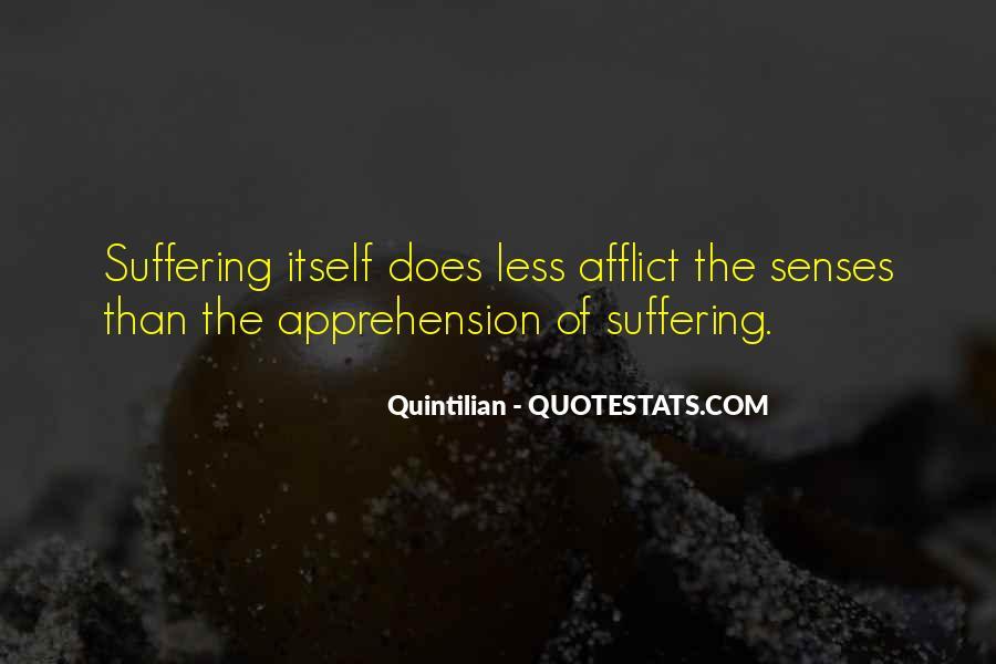 Quintilian Quotes #725547