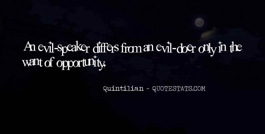 Quintilian Quotes #798344
