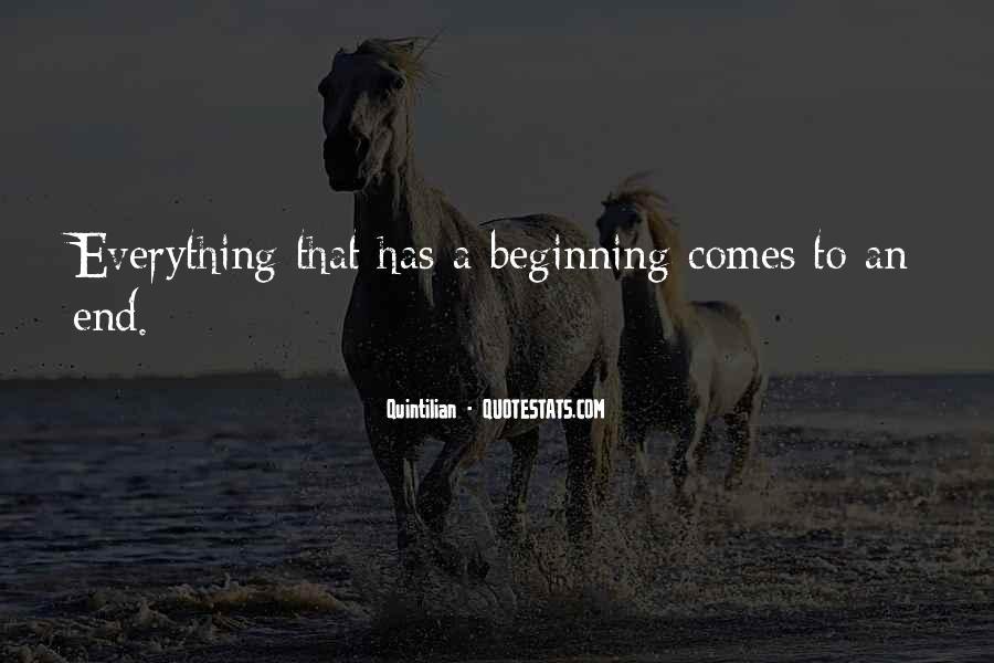 Quintilian Quotes #848124
