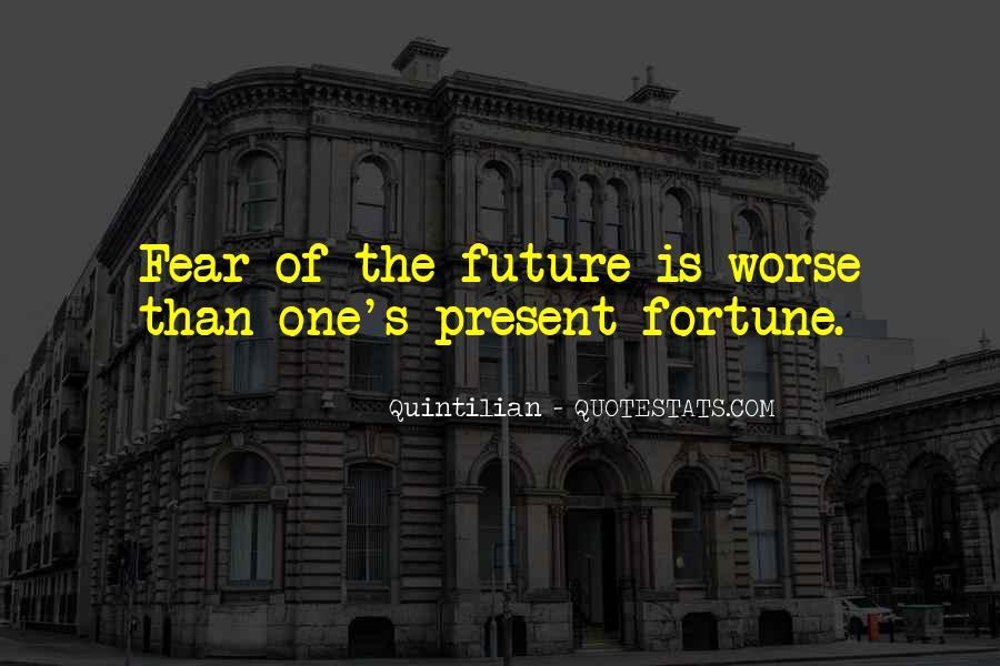 Quintilian Quotes #932797
