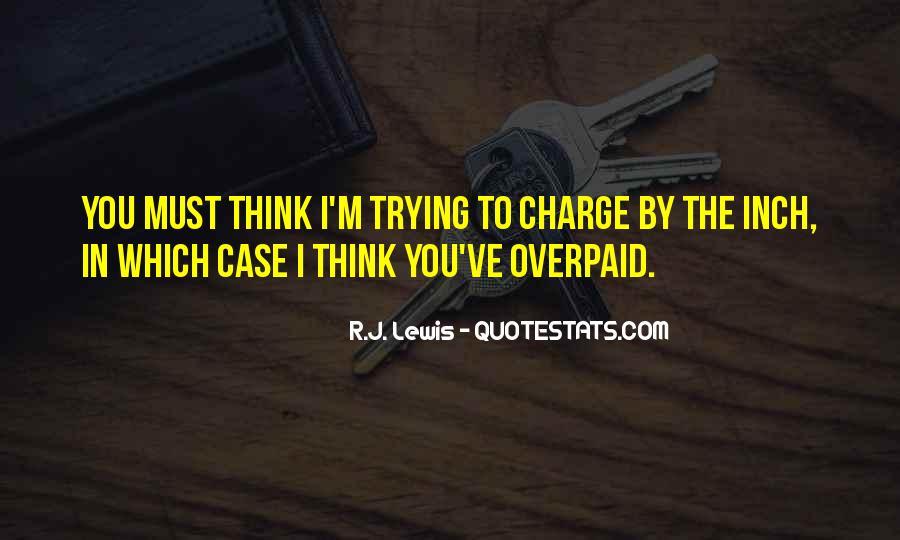 R.J. Lewis Quotes #1671745
