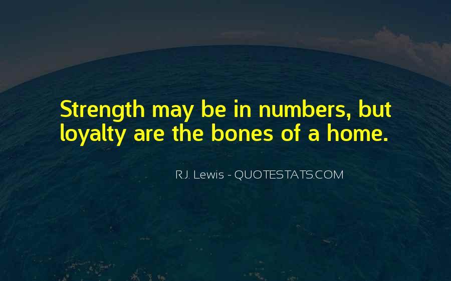 R.J. Lewis Quotes #848063