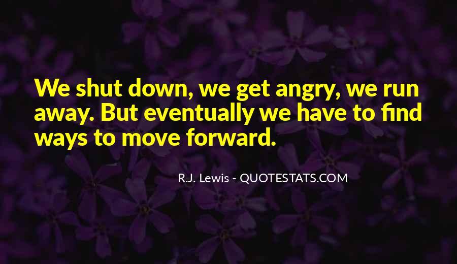 R.J. Lewis Quotes #904681