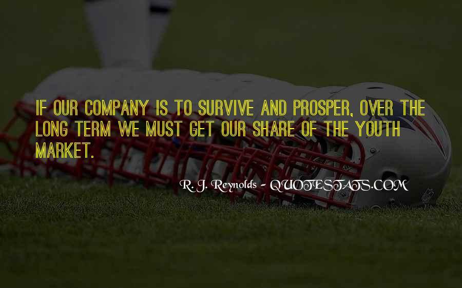 R. J. Reynolds Quotes #1251632