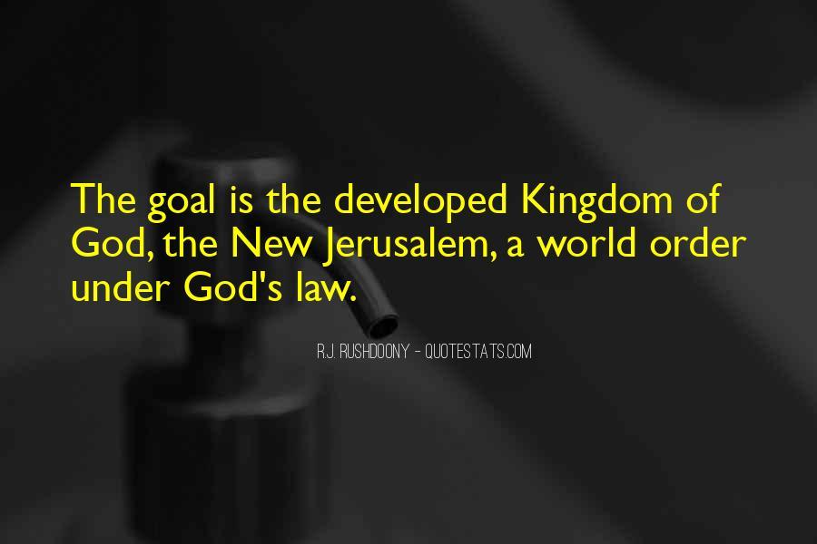 R.J. Rushdoony Quotes #1020480