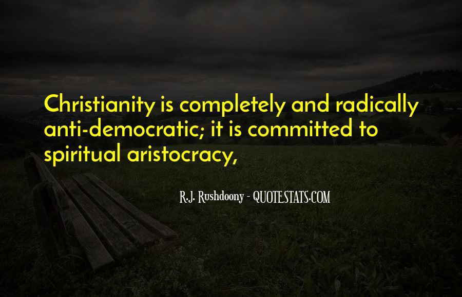 R.J. Rushdoony Quotes #1596962
